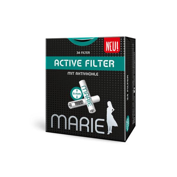 Marie Active Filter 34 Stück